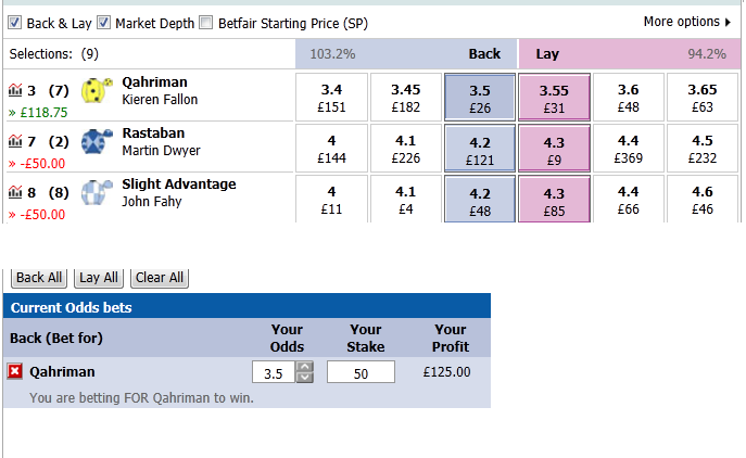 betfair software free